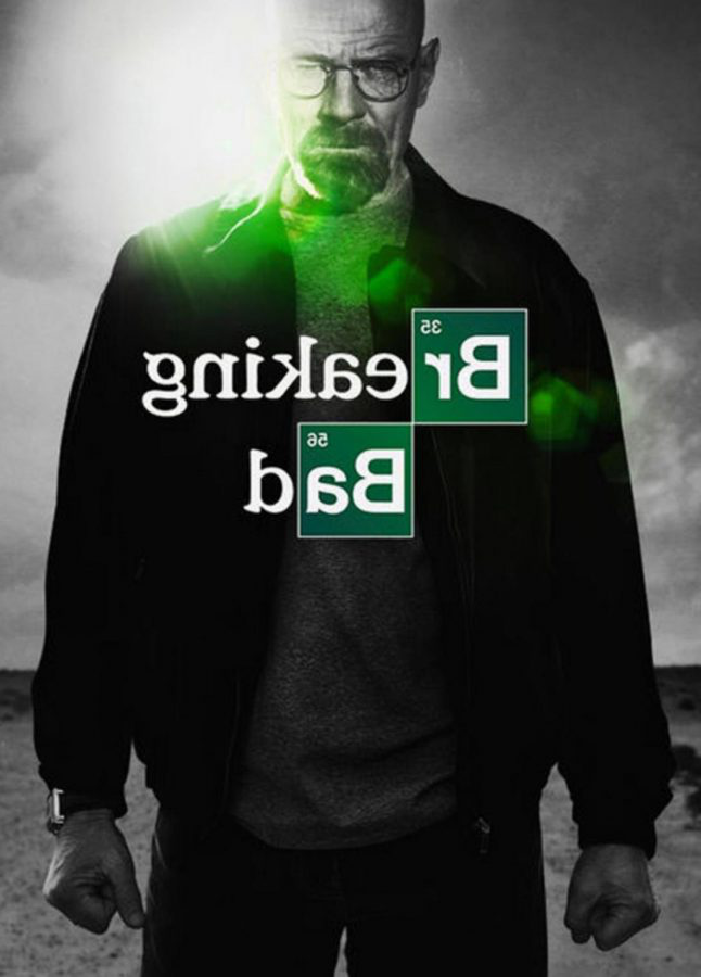 Promotion for Breaking Bad.